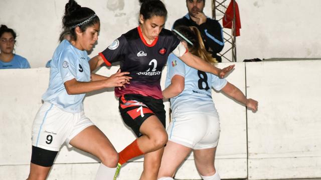 El Clausura A y B Femenino de la APFS llegan a etapa de definiciones.