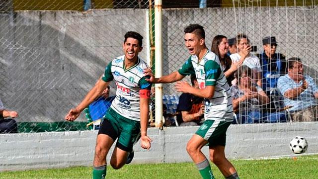 Unión Agrarios Cerrito logró el bicampeonato.