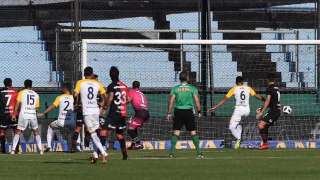 Central se quedó con un clásico histórico y sigue adelanten la Copa Argentina.