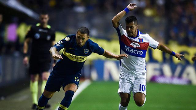 Boca lo dio vuelta y goleó a Tigre en la Bombonera.