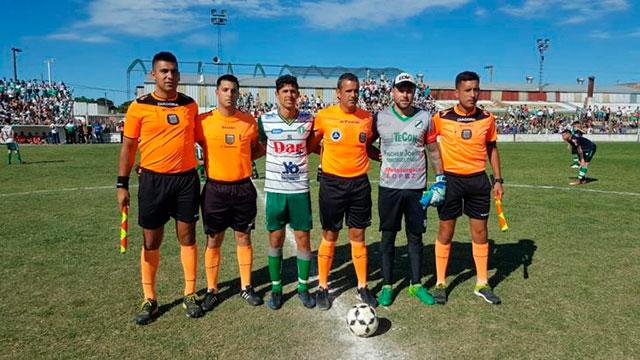 Unión Agrarios Cerrito ganó la primera final en Viale.