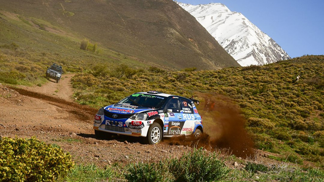 Doble podio para la estructura entrerriana, el CEO Rally Team.