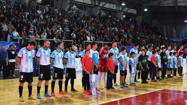 Argentina jugará un amistoso en Echagüe.