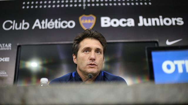 Guillermo habló en conferencia de prensa.