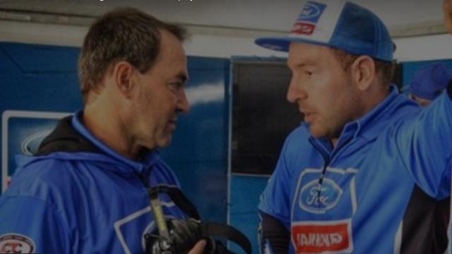 Peligra la continuidad del proyecto Ford con el equipo del Gurí Martínez.
