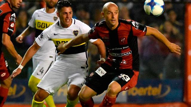 Boca-Patronato va el sábado 17 en la Bombonera.