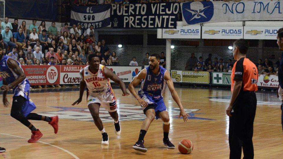 Parque Sur venció en el clásico disputado en el Puerto Viejo a Rocamora.