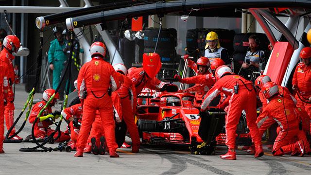 El video del increíble record de Ferrari en el GP de Brasil.
