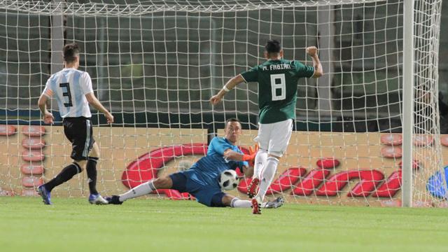 Argentina se impone frente a México en Córdoba