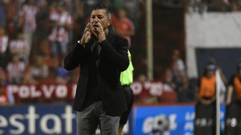 El entrenador palpitó el choque ante Atlético Tucumán.