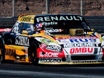 TC: Facundo Ardusso ganó en el Villicum y Nico Bonelli fue el mejor entrerriano