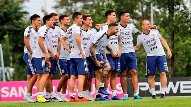 Selección: Se vienen varios cambios ante México en Mendoza y vuelve Icardi