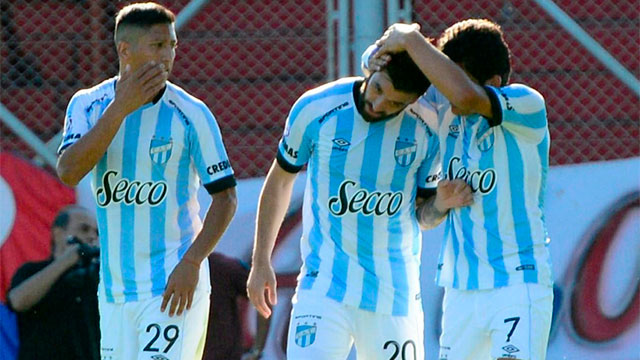 Así quedó la tabla de la Superliga: Atlético Tucumán es el único de escolta de Racing