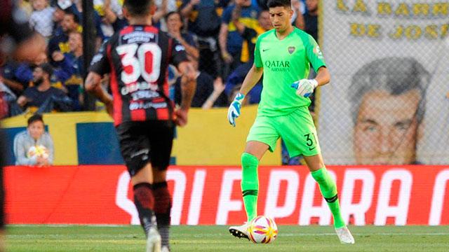 Boca: Andrada o Rossi, la gran incógnita de Guillermo de cara a la final con River