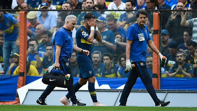 Baja confirmada para Boca: Cristian Pavón se perderá la superfinal en el Monumental