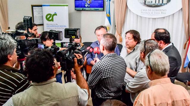 El evento de Futsal fue presentado en Casa de Gobierno.