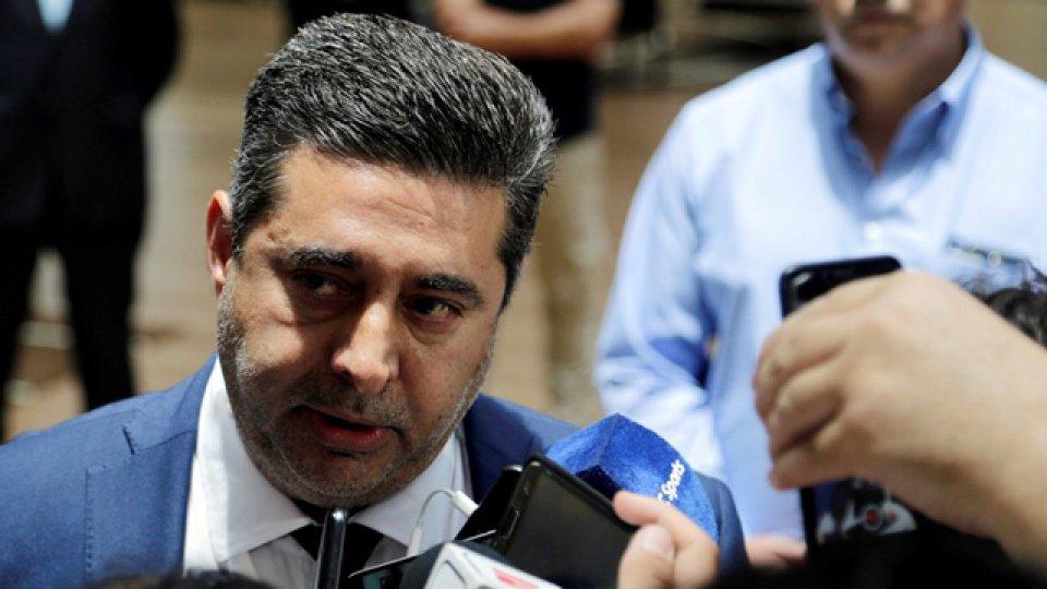 """""""Conmebol tomó una decisión sin consultar a las partes"""", indicó el Tano."""