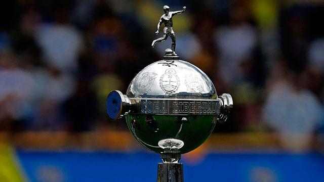 Conmebol anunció la fecha de los sorteo para la Libertadores.