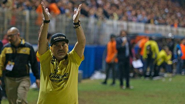 El Diego saludó a Boca por su aniversario 114.