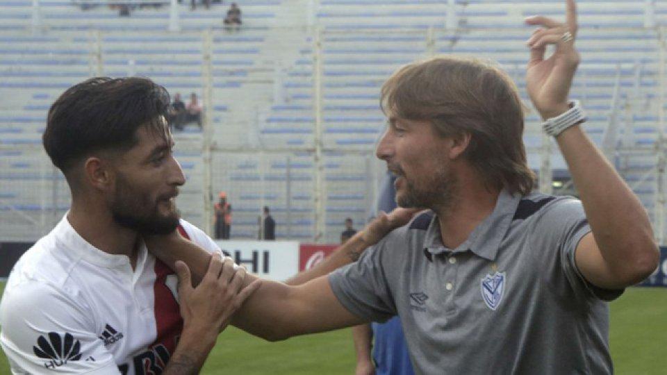 Casco y Heinze, dos entrerrianos protagonistas del duelo del domingo en Lniers.
