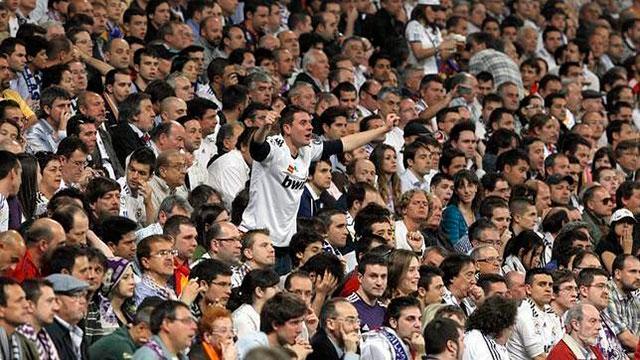 Los socios del Real Madrid agotaron las entradas en pocas horas.