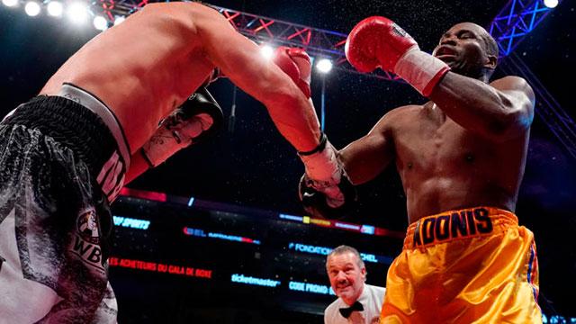 Boxeador Adonis 'Superman' Stevenson hospitalizado en Canadá