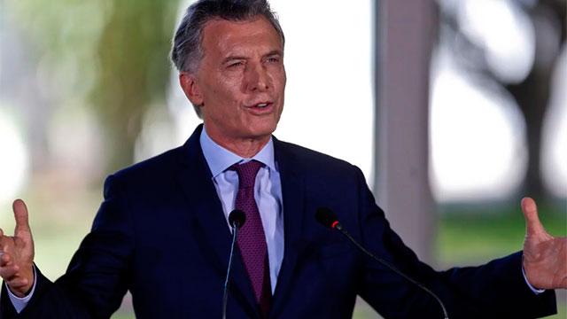 Macri habló sobre las barras y reveló el motivo que River-Boca Juegen en España.