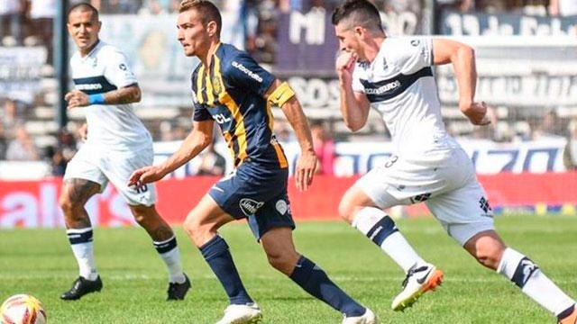 Rosario Central y Gimnasia definen en Mendoza la Copa Argentina 2018.