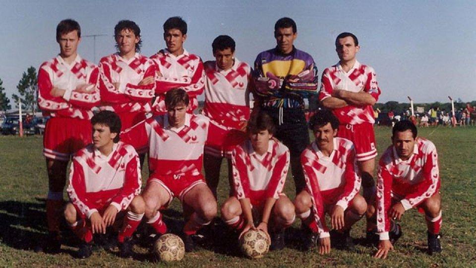 Atlético Maciá Campeón Triple Alianza 1993.