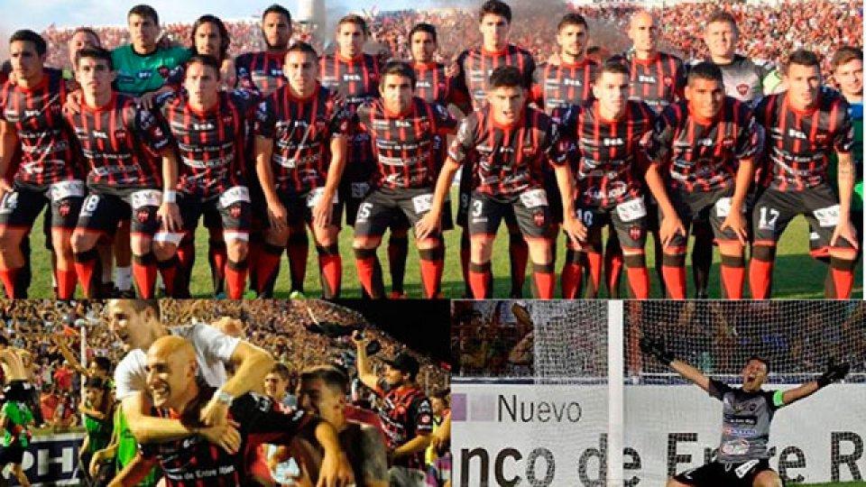 Se cumplen tres años del histórico ascenso de Patronato a Primera División.