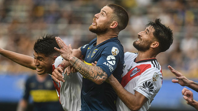 River y Boca definen la Copa Libertadores en el Santiago Bernabéu de Madrid