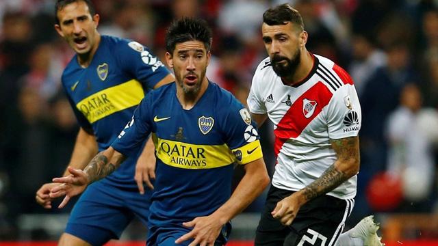River y Boca empatan en Madrid en la Final de la Copa Libertadores