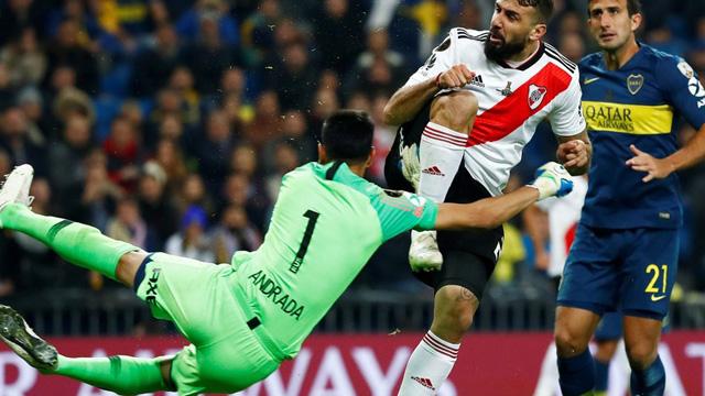 River y Boca empatan en la Final de la Copa Libertadores