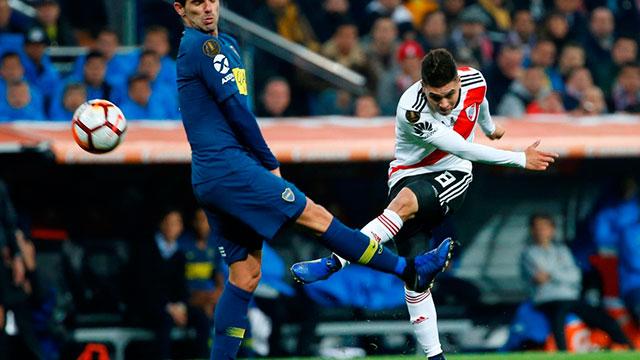 Fernando Gago y otro duro momento.