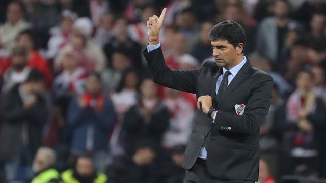 """""""Es una satisfacción poder trabajar con jugadores como estos"""", señaló Biscay."""