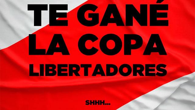 Los memes de River tras vencer a Boca en la final de la Copa Libertadores.