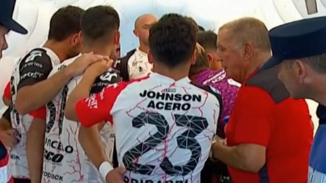 El Patrón se despidió del semestre en un partido lleno de emocionas ante Vélez.