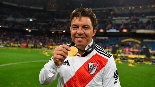 Marcelo Gallardo cumple 43 años y River le dedicó un video con los goles más importantes