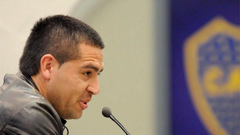 Román habló por primera vez luego de la derrota de Boca.
