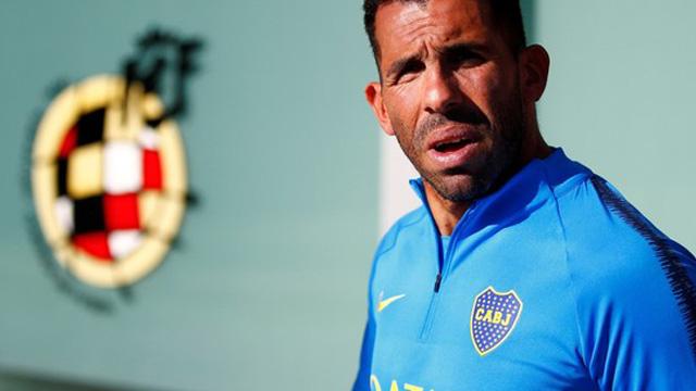 """""""Tenemos bronca, una Final con River no es de todos los días"""", indicó Carlos."""