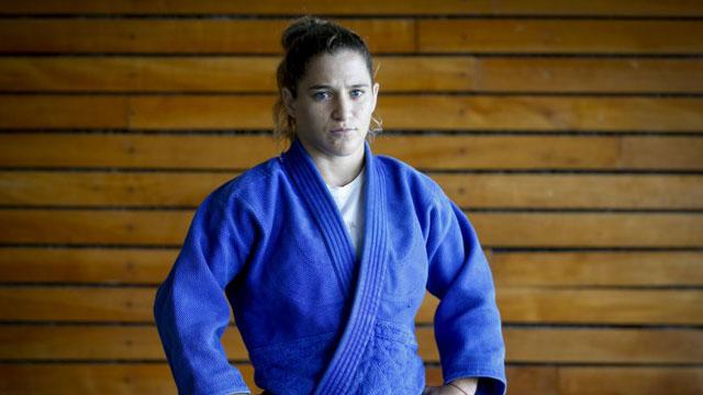 La Peque no pudo ante la israelí Rishony y quedó fuera del Judo World Masters.