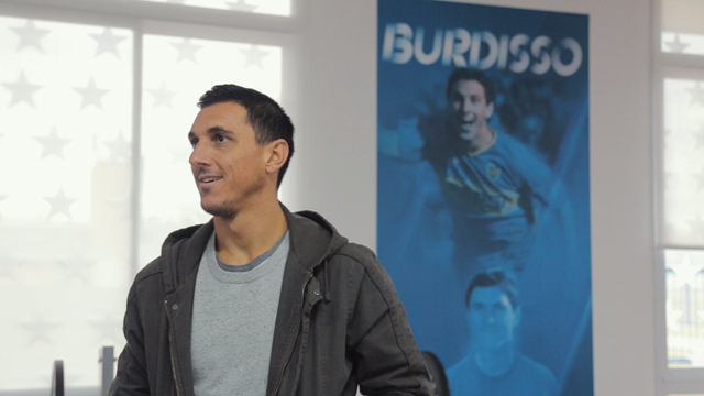 Nicolás Burdisso fue elegido como nuevo Director Deportivo de Boca