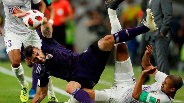 River empata 2 a 2 con Al Ain en su debut en el Mundial de Clubes