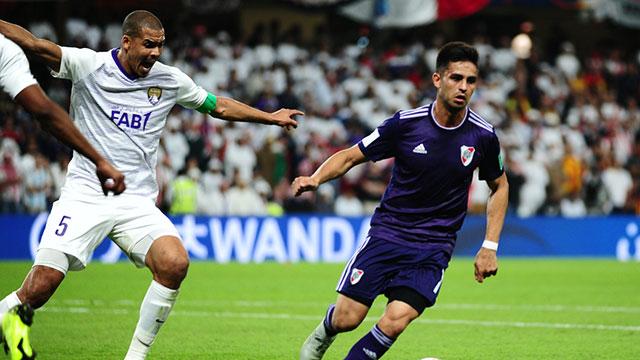 Golpe para River en el Mundial de Clubes: perdió por penales ante Al Ain y quedó eliminado