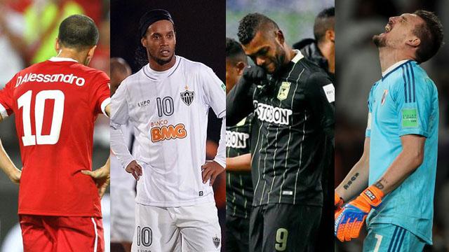 River es el cuarto sudamericano que no llega a la final del Mundial de Clubes