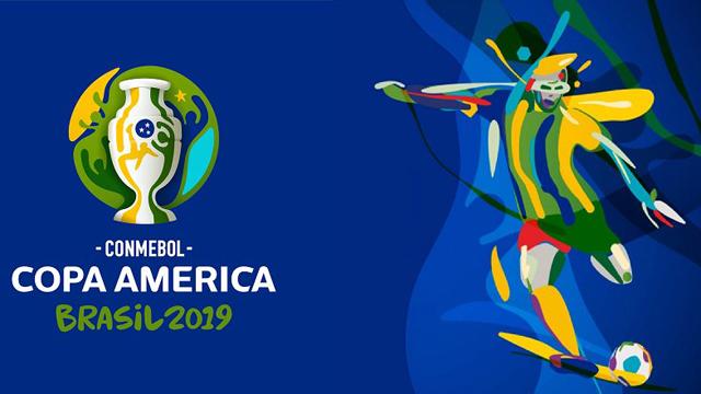 59b96befb Conmebol definió el calendario de la Copa América Brasil 2019 ...