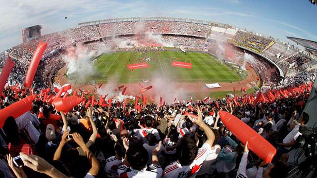 Recopa Sudamericana: Será con partidos de ida y vuelta y con público en el Monumental