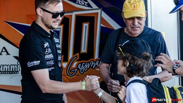 Joel Gassmann confirmó que no correrá en el TC Pista durante 2019.