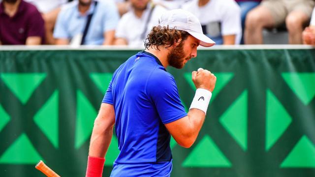El tenista santiagueño quedó a un paso de meterse en el Australia Open.