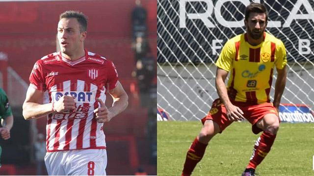 Gabriel Compagnucci e Ignacio Cacheiro se sumarán al plantel Rojinegro.